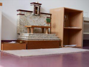 Kutić za svetu misu